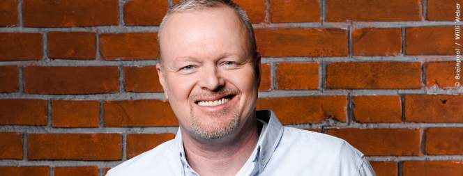 Stefan Raab macht Late Night Show für TVNOW