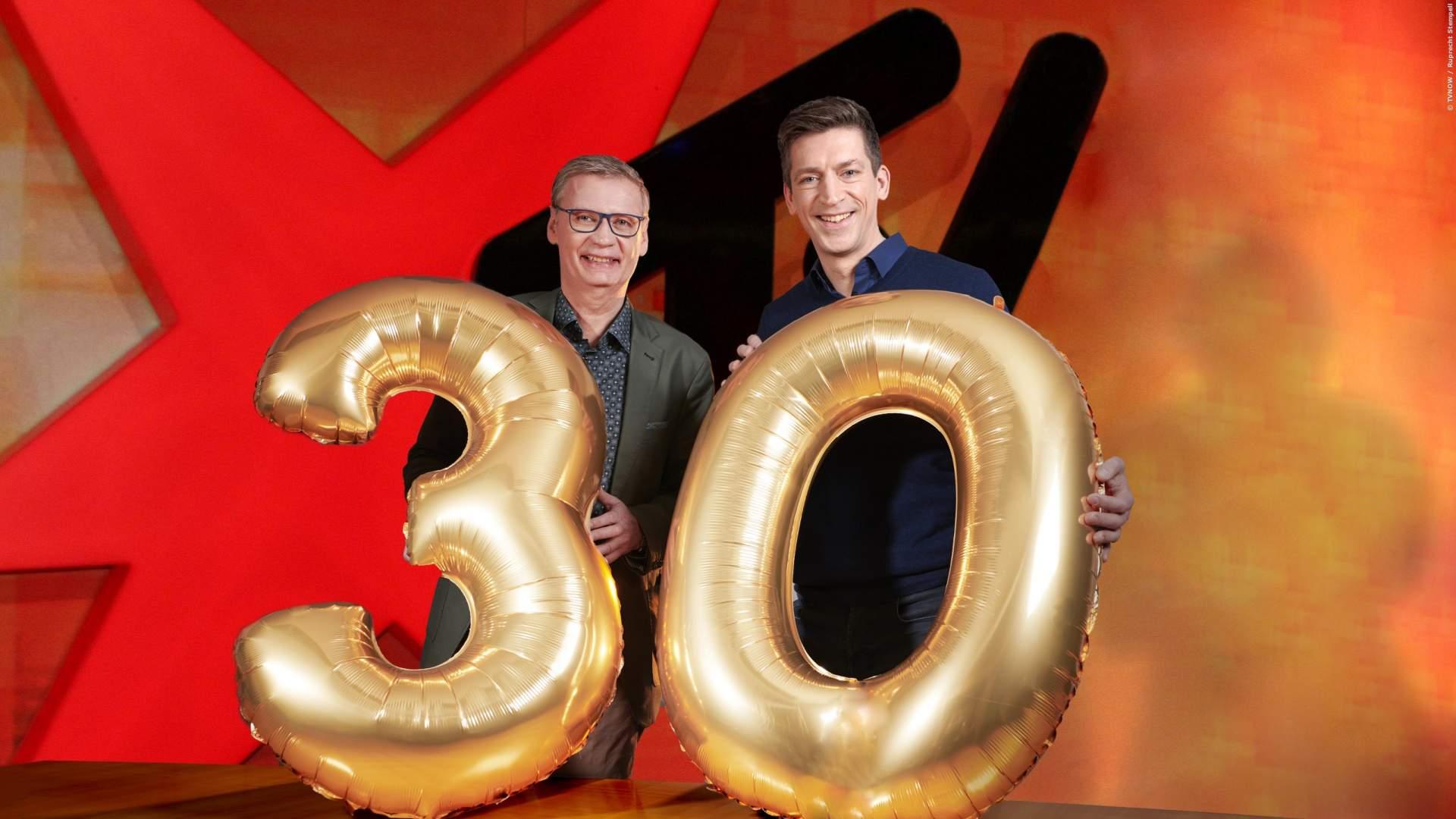 Stern TV wird 30 Jahre alt: Die Wundertür im TV hat noch ein paar Überraschungen zu bieten