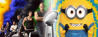 Super Bowl: Alle Trailer und Spots