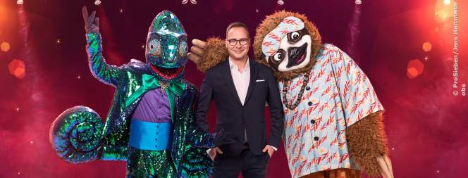 The Masked Singer: Trailer zu Staffel 2