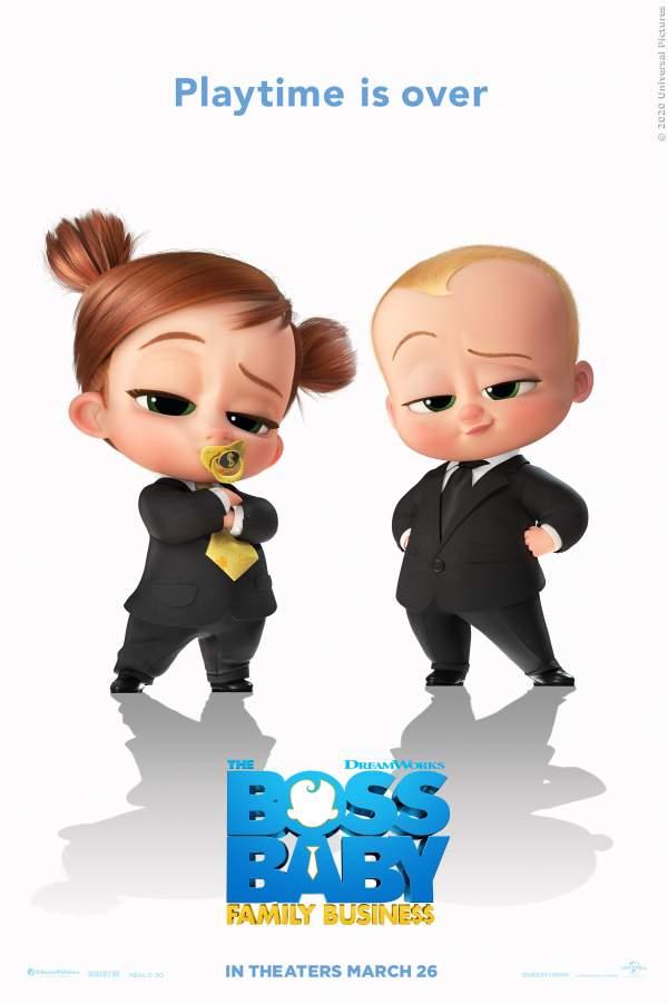 Boss Baby 2: Schluss mit Kindergarten - Film 2021