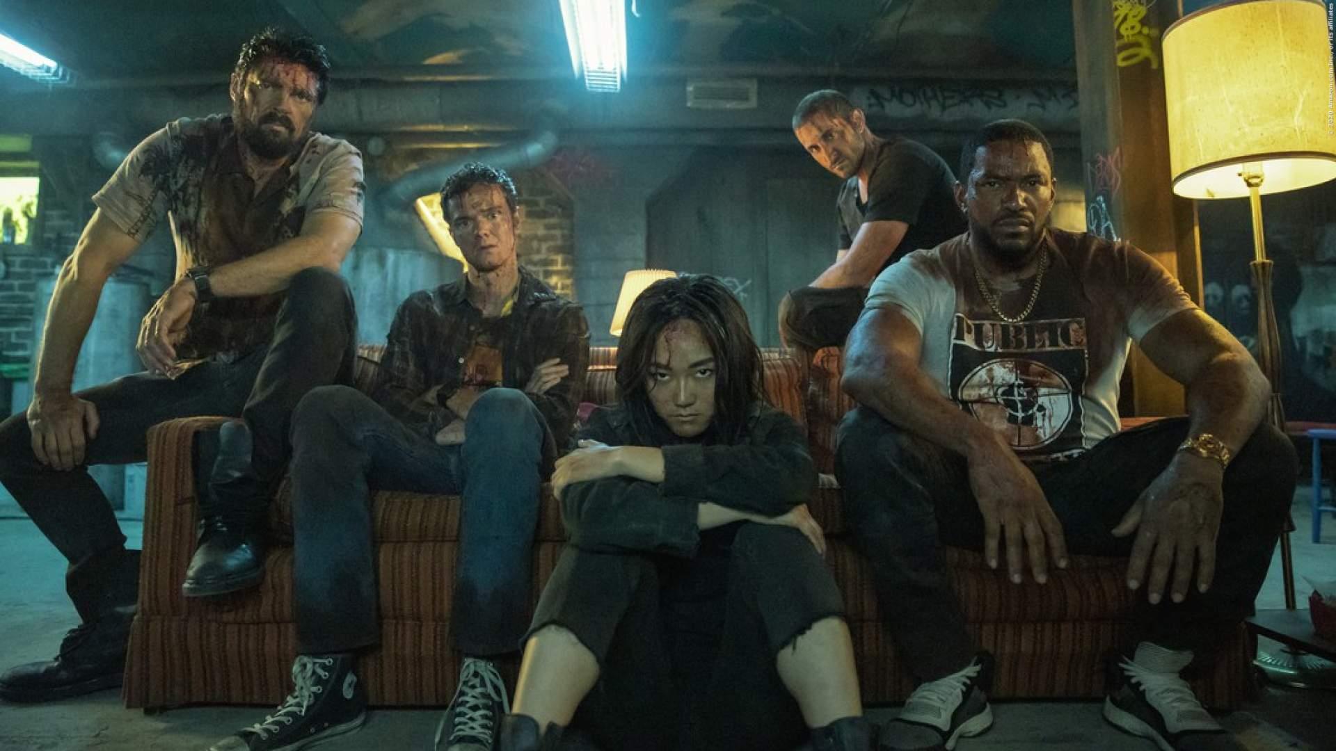 Noch blutiger, noch krasser, noch verrückter - Neuer Trailer zur zweiten Staffel The Boys