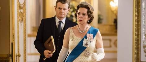 The Crown: Trailer zu Staffel 4 zeigt Charles und Prinzessin Diana