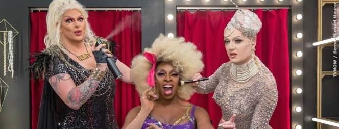 The Diva In Me: Drag-Queens stylen Frauen um