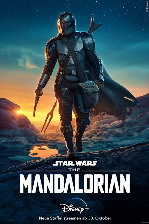 Star Wars: The Mandalorian Trailer
