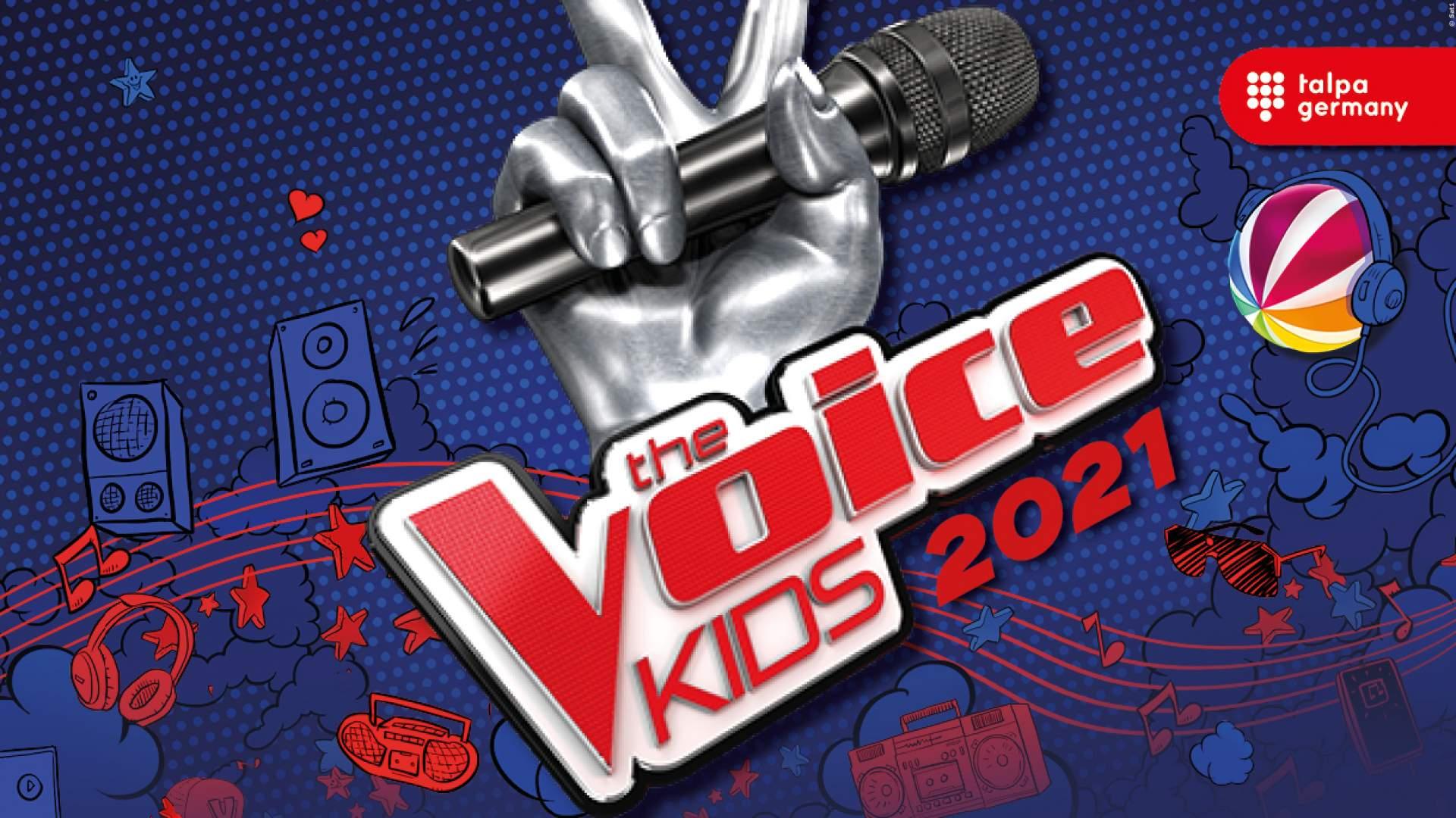 The Voice Kıds 2021 Deutschland
