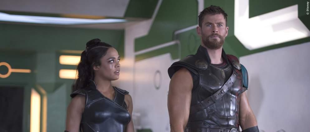 Thor 4: Erstes Bild von Natalie Portman als Thor