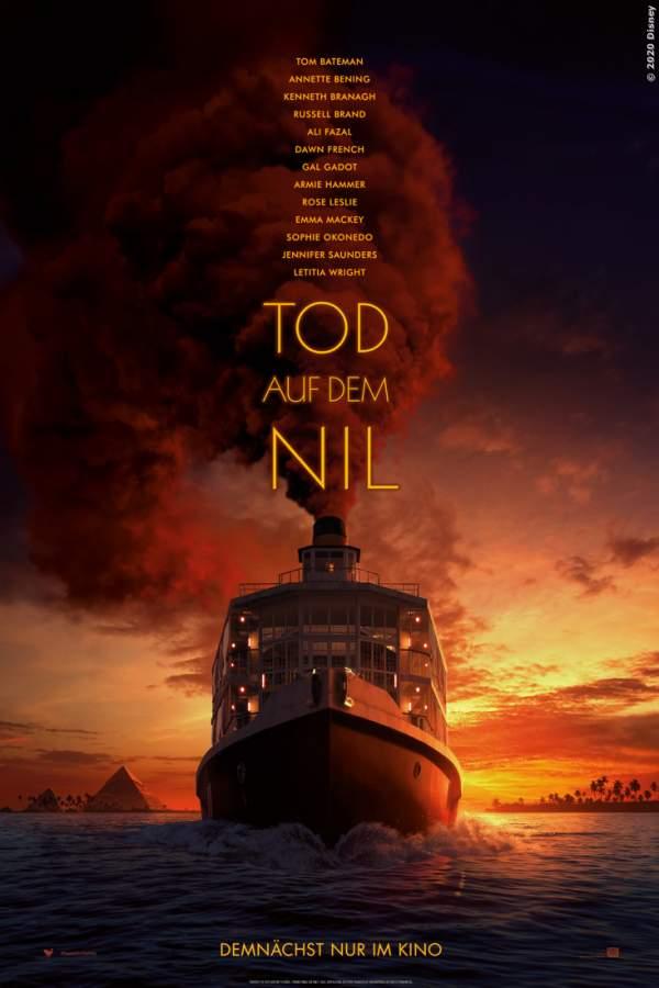 Tod Auf Dem Nil Trailer