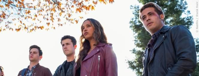 Tote Mädchen Lügen Nicht Staffel 4: Trailer zum Finale
