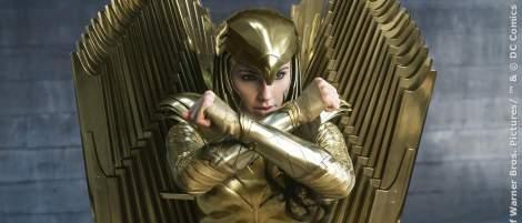 Wonder Woman 3: In der DC-Fortsetzung geht es auch um Corona