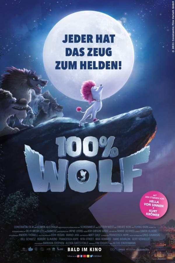 100% Wolf Trailer