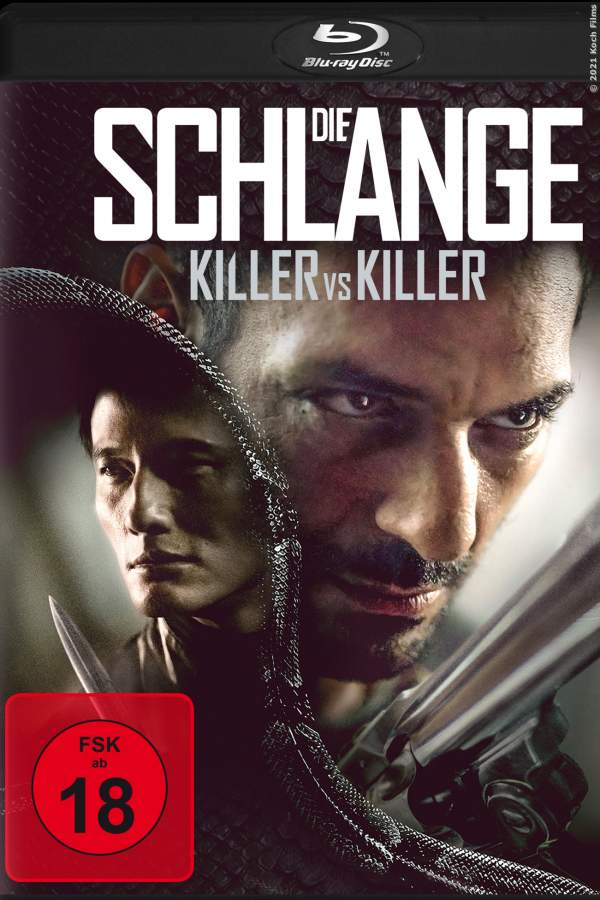 Die Schlange - Killer vs. Killer