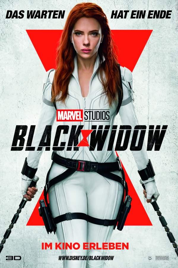 Black Widow - Film 2020