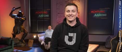 Achtung Aaron: Neue Show mit Aaron Troschke bei Joyn