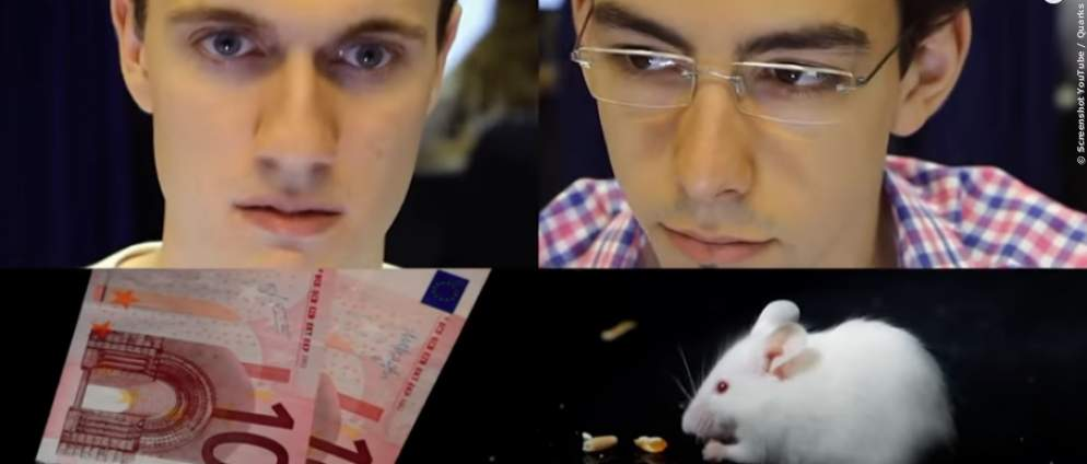 Experiment: Was würden Menschen für Geld alles machen?