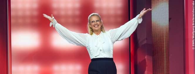 Barbara Schöneberger beim Fernsehpreis