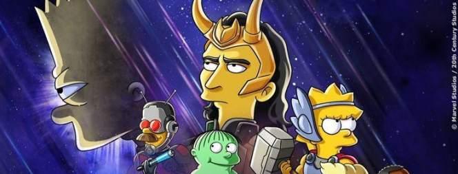 Bart und Loki: Zwei glorreiche Halunken - Kurzfilm