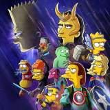 The Simpsons: Bart und Loki: Zwei glorreiche Halunken - Film 2021