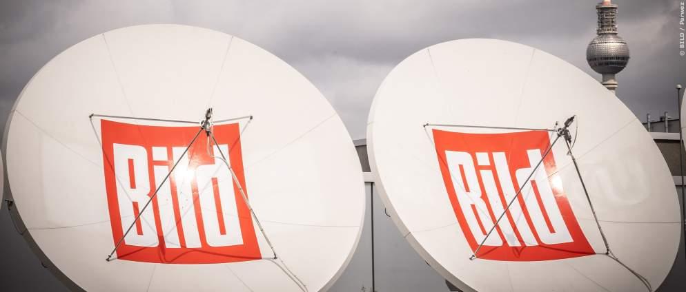 Bild TV: Neuer Fernsehsender ist ab sofort empfangbar