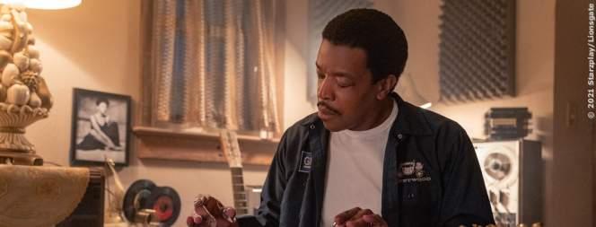 """Russell Hornsby über """"BMF"""", die Serie von 50 Cent"""