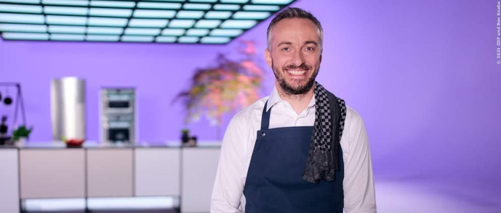 """""""Böhmi brutzelt"""": Jan Böhmermann macht jetzt (auch) eine Kochshow"""