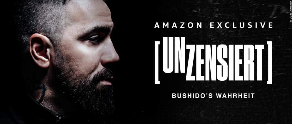 """""""Unzensiert – Bushido's Wahrheit"""" startet am 26. November exklusiv bei Amazon Prime Video"""