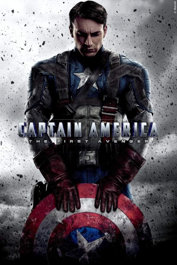 Captain America The First Avenger Trailer