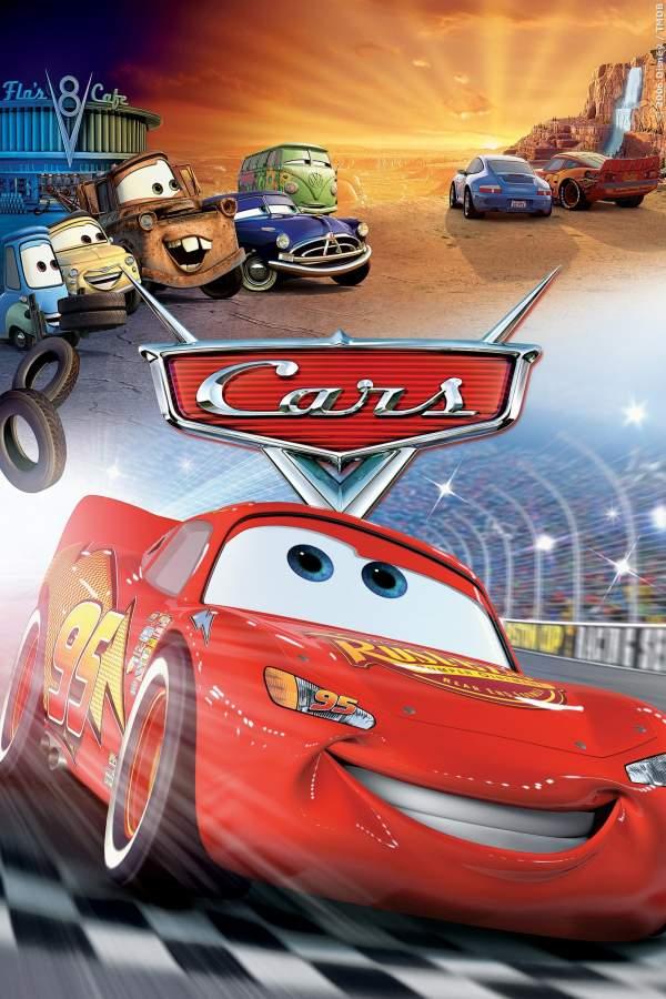 Cars - Autos wie wir - Film 2006