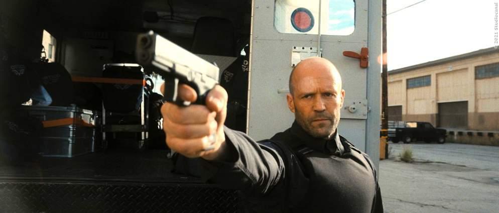 """Exklusiv: Szene aus """"Cash Truck"""" zeigt das Training vor dem Coup"""