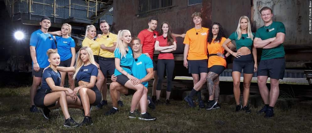 """Zweite Staffel """"#CoupleChallenge - Das stärkste Team gewinnt"""" hat Starttermin bei TVNOW"""