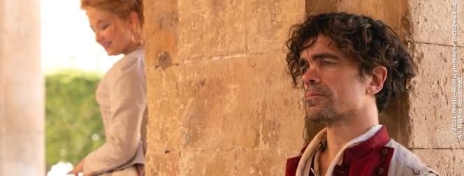 """Trailer zum Film """"Cyrano"""" mit peter Dinklage"""
