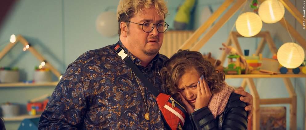 "Serien-Tipp: ""Andere Eltern"" - Impro-Comedy / Daniel Zillmann - FUFIS Podcast"