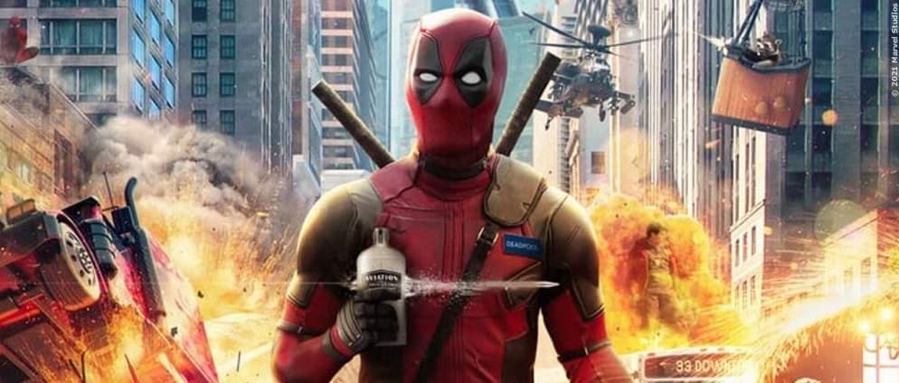 """Deadpool 3"" Drehstart wohl 2022"