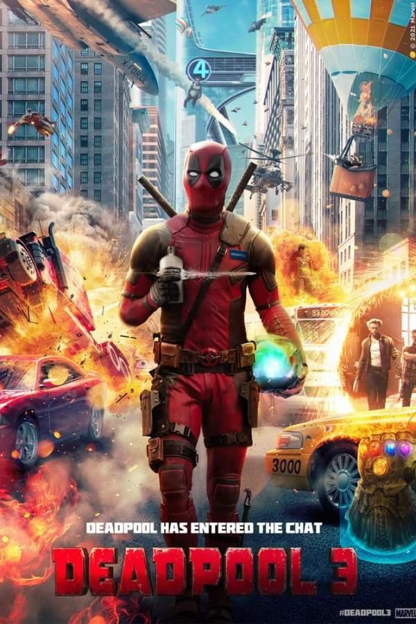 Deadpool 3 - Film 2022