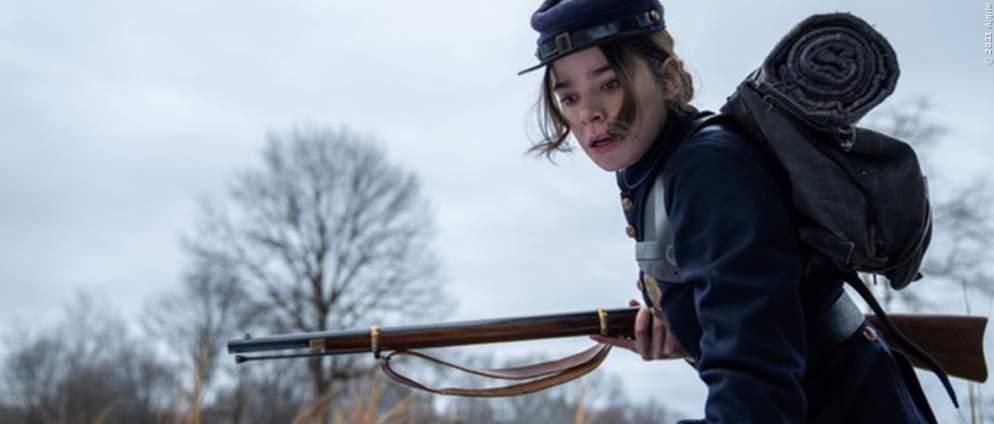 """Trailer zum Finale der Apple-Serie """"Dickinson"""" zeigt großes Drama"""
