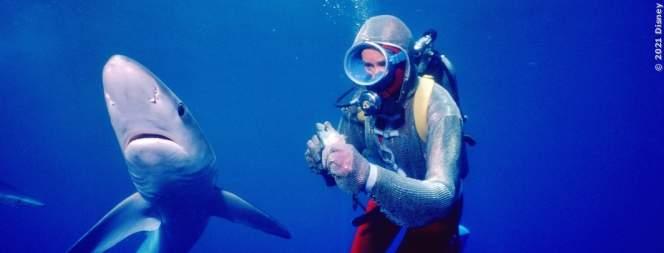 Die Freundin der Haie - Disney Doku startet