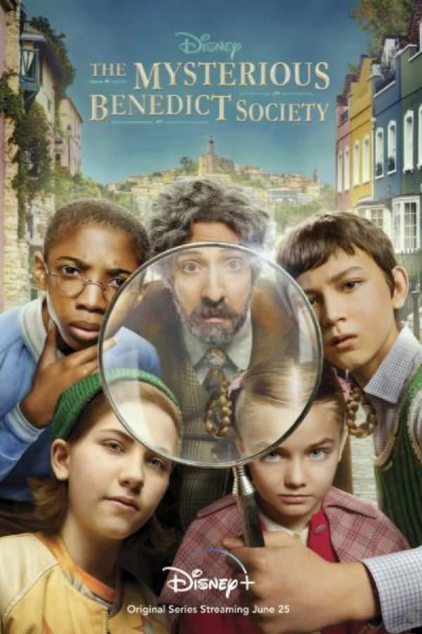 Die geheime Benedict-Gesellschaft