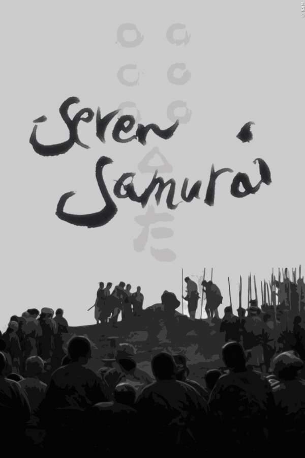 Die sieben Samurai - Film 1954
