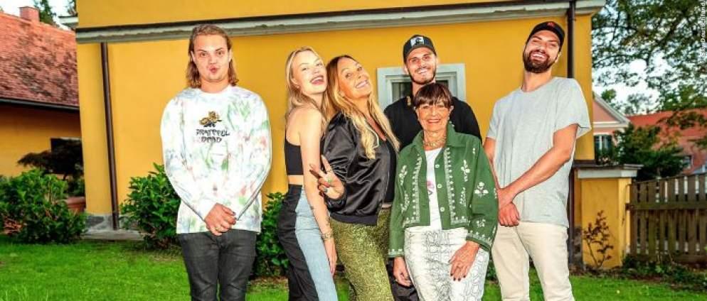 """Diese Ochsenknechts"" bekommen eigene TV-Serie bei Sky"