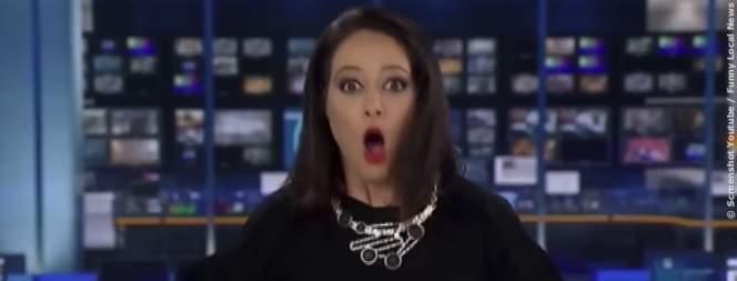 Video: Die peinlichsten Pannen im TV