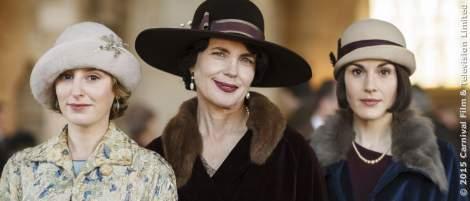"""""""Downton Abbey 2"""" Kinofilm dreht sich wohl um eine Hochzeit - News 2021"""
