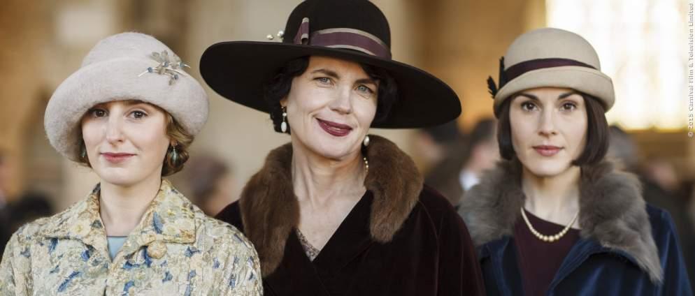 """""""Downton Abbey 2"""" Kinofilm dreht sich wohl um eine Hochzeit"""