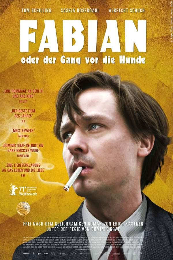 Fabian oder Der Gang vor die Hunde - Film 2021