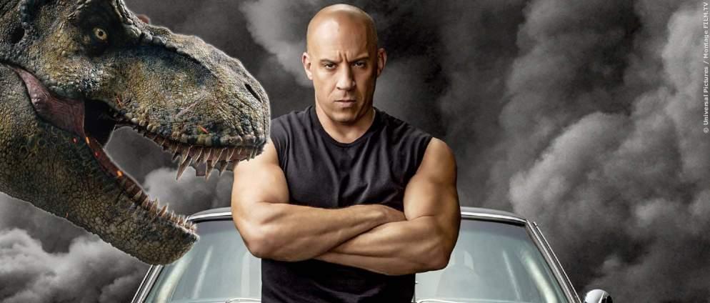 """""""Fast & Furious"""" und """"Jurassic World"""": Erstes Bild könnte Crossover ankündigen"""