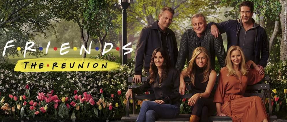 """""""Friends: The Reunion"""" bei Sky jetzt auch endlich auf Deutsch verfügbar"""