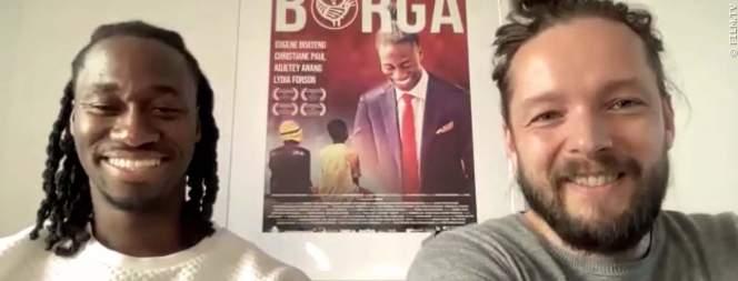 Eugene Boateng & York-Fabian Raabe im Podcast