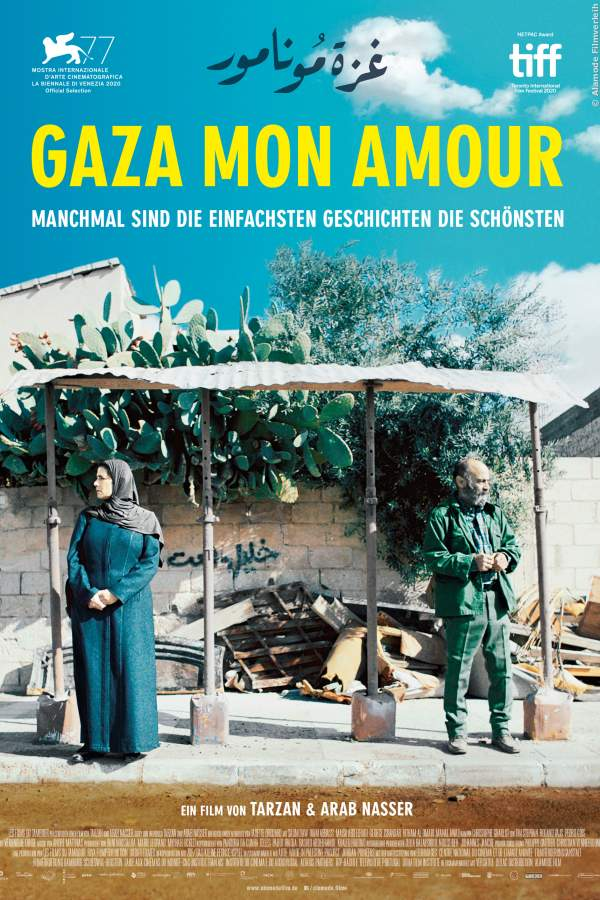 Gaza Mon Amour - Film 2021
