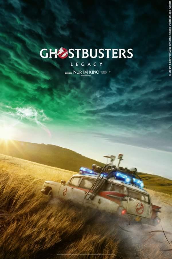 Ghostbusters 3: Legacy - Film 2021