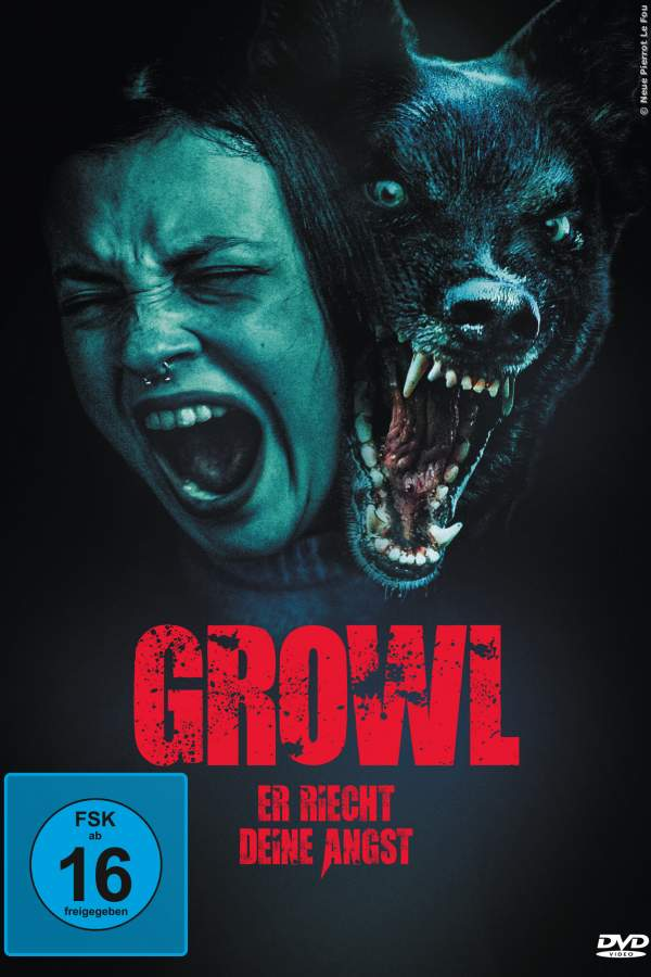 Growl - Er riecht deine Angst