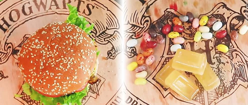 Top 5 Harry Potter Rezepte: Das beste Essen aus den Filmen